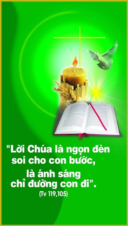 Suy niệm hằng ngày tuần III Mùa Chay - Lm. Phêrô Phạm Ngọc Lê